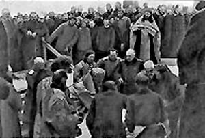 Основание Мурманска 4 октября 1916 года